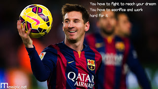 Nice Lionel Messi Quotes On Pictures Part 1